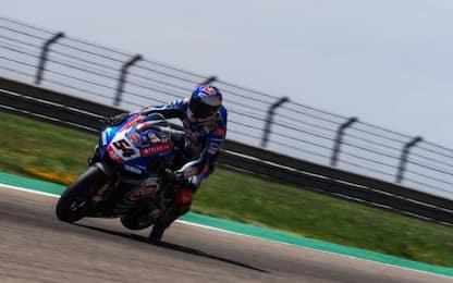Estoril, Yamaha domina le libere: i risultati