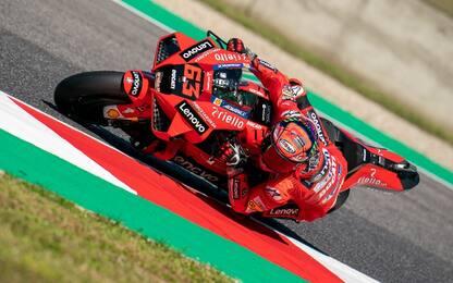GP Italia, due Ducati in prima fila: la griglia