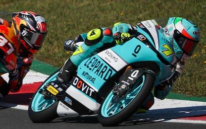 Moto3, vince Foggia. Moto2 a Gardner: 3° Bezzecchi