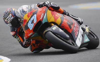 Moto2, GP Germania: vince Gardner, 3° Bezzecchi