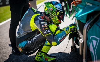 """Rossi: """"Non aveva senso né correre né fermarsi"""""""