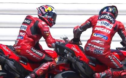 Ducati, motivazioni in primo piano. VIDEO