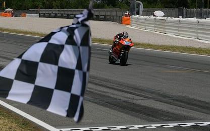 Moto2, GP Catalunya: vince Gardner, 4° Bezzecchi