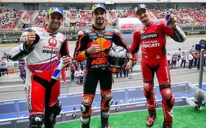 GP Catalunya: vince Oliveira. 2° Zarco, 3° Miller