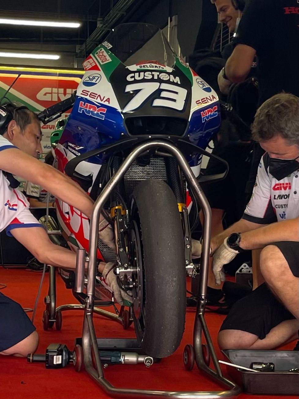 Honda Alex Marquez