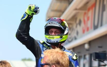 Supersport: Aegerter fa il bis, riecco Carrasco