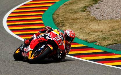 Il programma del GP Germania: gara MotoGP alle 14