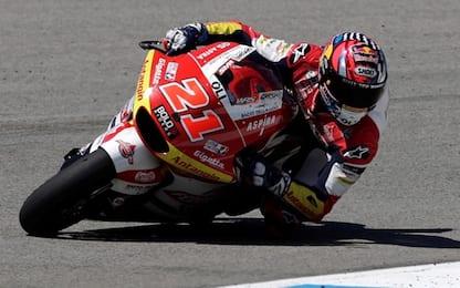 Moto2: Gardner 1° nelle libere, 3° Di Giannantonio