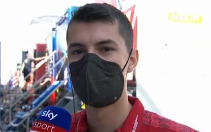 """Luca Gresini: """"Accordo Ducati? Papà sarà contento"""""""