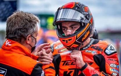 """Manager Petrucci: """"L'obiettivo è restare in KTM"""""""