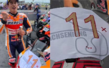 Marquez da record: 11 vittorie al Sachsenring