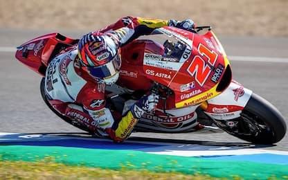 Moto3, vittoria di Acosta. Adesso la Moto2 LIVE