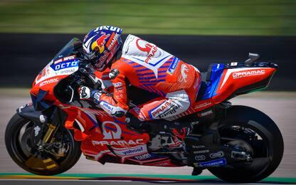 GP Germania LIVE, Ducati dalla pole con Zarco