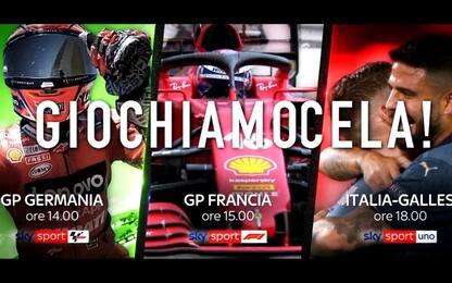 I motori raddoppiano: MotoGP alle 14, F1 alle 15