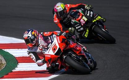 GP Germania, Ducati e Aprilia dalla prima fila
