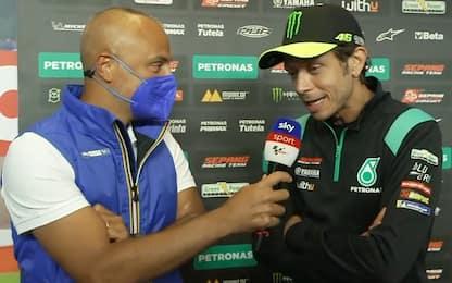 """Rossi: """"VR46? Difficile guidare nel proprio team"""""""