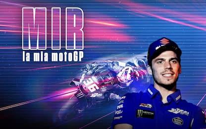 """""""Mir, la mia MotoGP"""": lo speciale On Demand"""