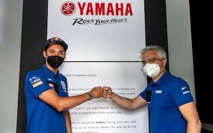 Yamaha, Razgatlioglu rinnova per altri due anni