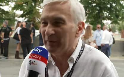 """Tardozzi: """"Spero che Vinales resti in MotoGP"""""""