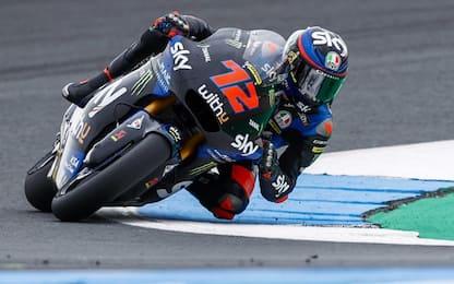 Moto2, GP Stiria: pole di Gardner, 3° Bezzecchi