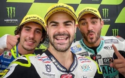 Moto3, Silverstone espugnata! Fenati nella storia