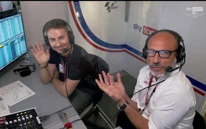 """Lorenzo: """"Marquez faticherà a tornare come prima"""""""