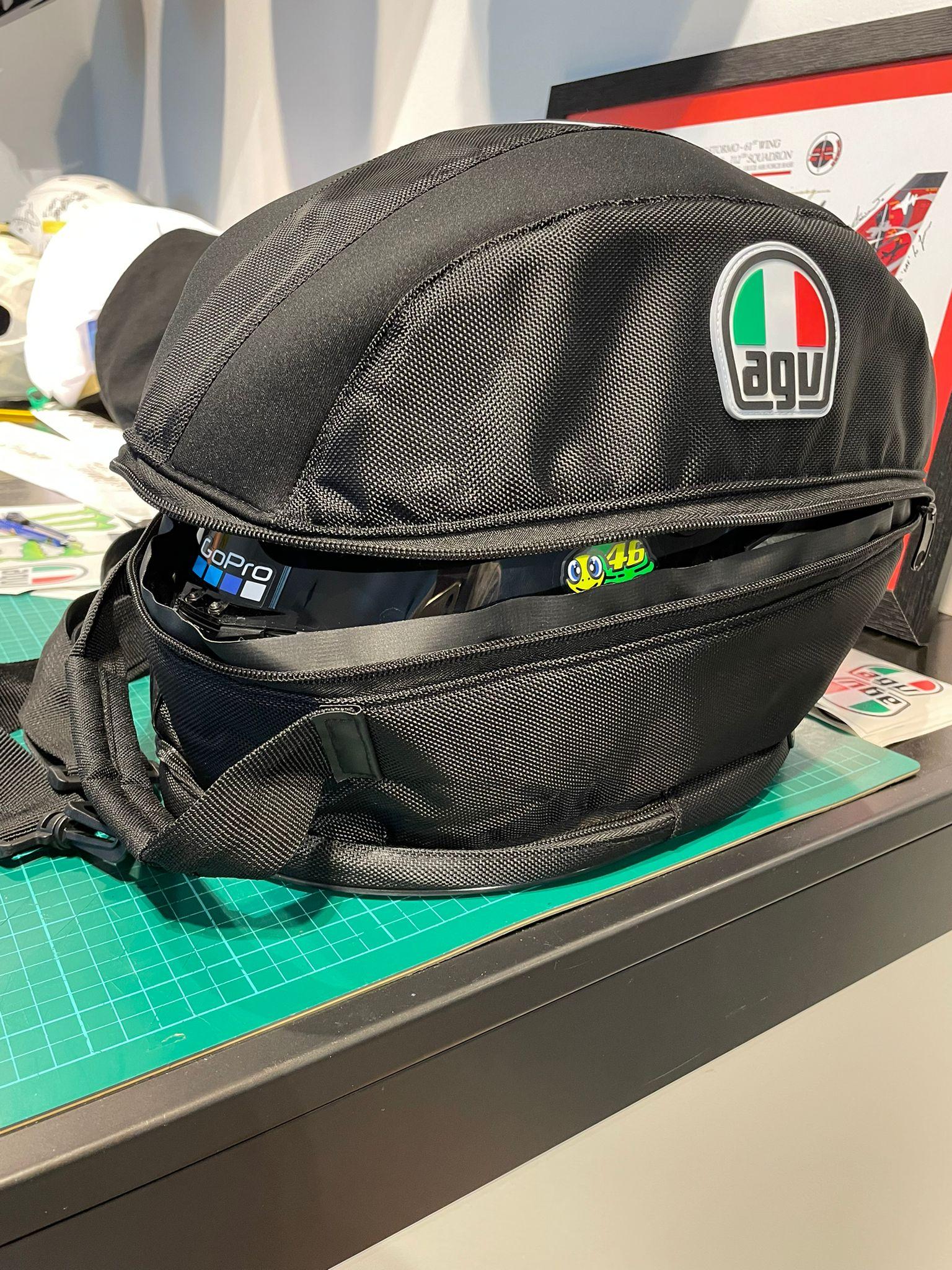 Rossi casco Misano
