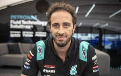 Dovizioso, contratto con Petronas fino al 2022