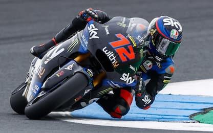Moto2, la gara di Misano LIVE