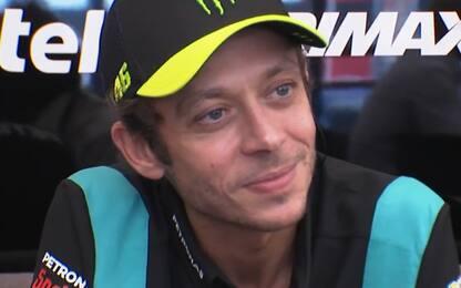"""""""Rossi, guardandomi da fuori"""": lo speciale su Sky"""