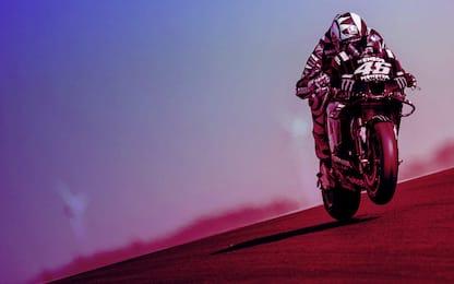 """""""Rossi, guardandomi da fuori"""": appuntamento su Sky"""