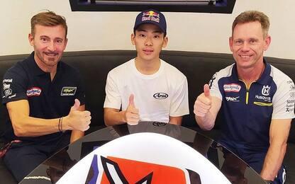 Max Racing sceglie Ayumu Sasaki per il dopo Fenati