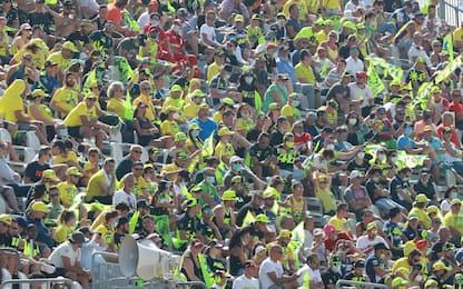 Tifosi e tanti ospiti: è sempre Misano-show. FOTO