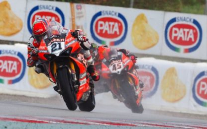 Superbike, a Barcellona weekend perfetto di Ducati