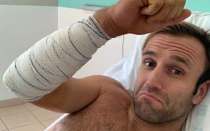 Zarco operato al braccio: tornerà ad Austin