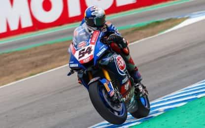 Superbike, doppia vittoria per Razgatlioglu