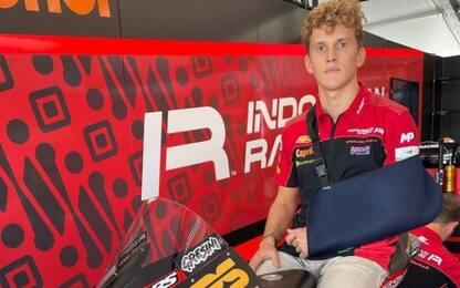 Gabriel Rodrigo salta il GP delle Americhe