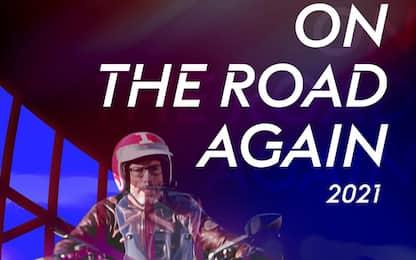 """""""On the road Again"""", con Meda c'è Paolo Simoncelli"""