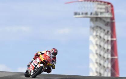 La cronaca delle gare di Moto2 e Moto3