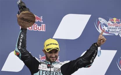 Moto3, Guevara vince davanti a Foggia e McPhee