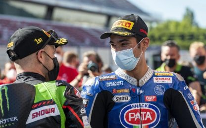SBK, in Argentina il primo match point