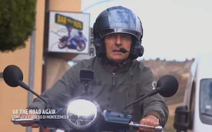 """Montezemolo: """"Schumi mi regalò un'Harley-Davidson"""""""