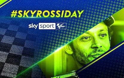 #SkyRossiDay, un'intera giornata dedicata a Vale