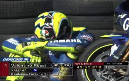 """Rossi: """"A Welkom 2004 la vittoria più bella"""""""