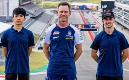McPhee e Sasaki nel team di Max Biaggi dal 2022