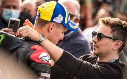 Campione Yamaha più giovane, Fabio supera Lorenzo