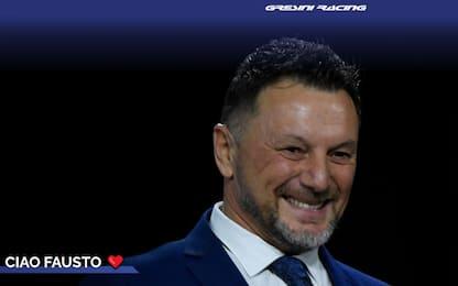 """Il team: """"Fausto Gresini è morto"""""""