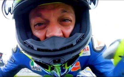 Rossi-Yamaha, una storia d'amore lunga 15 anni