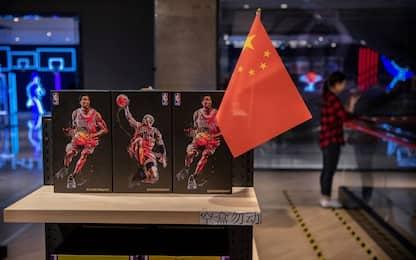 """La Cina smentisce Silver: """"Mai parlato di Morey"""""""