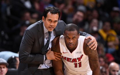 Miami sospende Waiters, fuori nella opening night